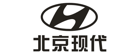 北京现代车标